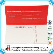 Hot Sale Custom Mini Pocket Promotional Notepad with Pen