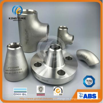 Ss Wp316 / 316L instalación de tuberías de acero inoxidable Con. Reductor con TUV (KT0279)