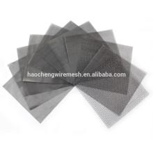 Malla de alambre estupenda del acero inoxidable de 30 100 150 malla UNS S32750 2507 para el ambiente marino