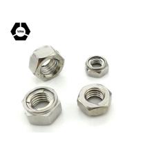 304 Stainless Steel Fastener, Nuts DIN980
