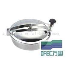 Круглый смотровой люк (IFEC-MH100007)