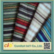 China 100% poliéster sofá tecido
