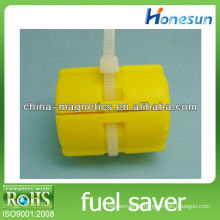 magnetic permanent fuel saver have been assembled
