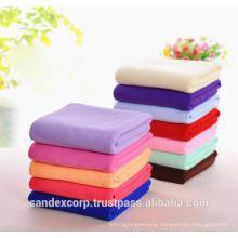 Soft Microfiber Bath Towels