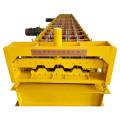 Villa House 915 Type Steel Flooring Deck Roll Forming Machine