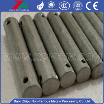 Hot Sale Molybden Processing CNC Machined Moly Part