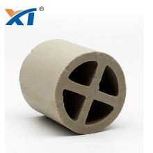 Xintao Ceramic Cross Partition Ring Porcelain for distillation column