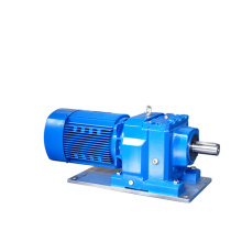 R Series ratio speed reducer with shaft mounted