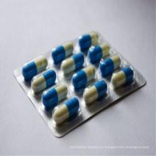 200мг фармацевтических Метронидазол и ибупрофен капсулы