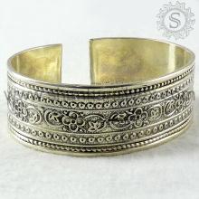 Мода Индийский Стиль Серебряные Ювелирные Изделия Браслет Тонкой Индийских Серебряные Ювелирные Изделия Оптовик