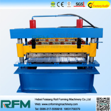 Zink IBR Roof Tile Making Machine