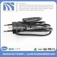 Câble d'alimentation plat AC portable Flat 8