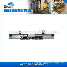 Width 600-2200mm, Height 2000 or 2100mm,Common Weight Type Center Opening Landing Door,