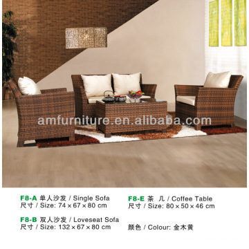 hochwertiges Outdoor-Sofa