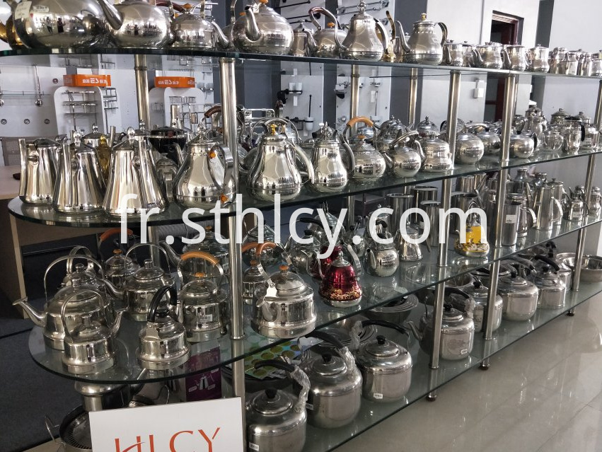Stainless Steel Kettle3