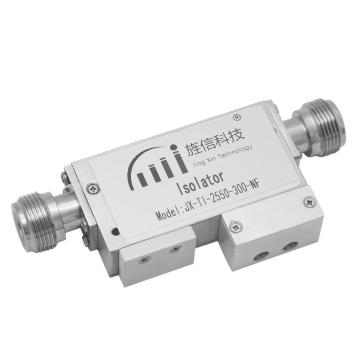Un conector Isolator N-Female N-Male