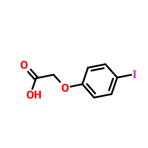 1878-94-0 2-(4-iodophenoxy)acetic acid