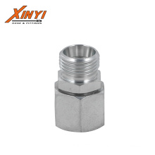 Metric Reducer Tube Adaptor with Swivel Nut