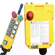 Remote control wired wireless for hoist crane