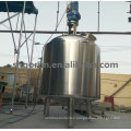 Automatic electric heating detergent mixing tank