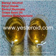 Huile organique de graine de raisin de solvants organiques d'additifs de nature 85594-37-2