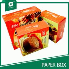 2015 Neuer Entwurfs-Kuchen-Kasten-Nahrungsmittelverpackungs-Kasten