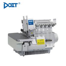 DT 700-6D-355 Máquina de coser industrial de overlock de cama plana de 6 hilos con accionamiento directo