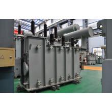 Transformateur de puissance de régulation de tension 35kv pour alimentation électrique du fabricant