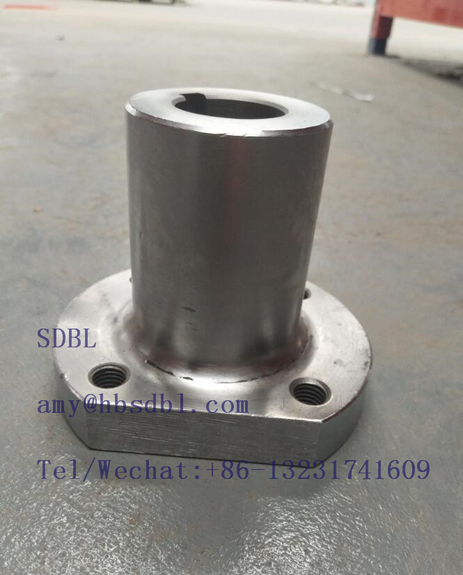 Schwing Agitating Shaft With Hole