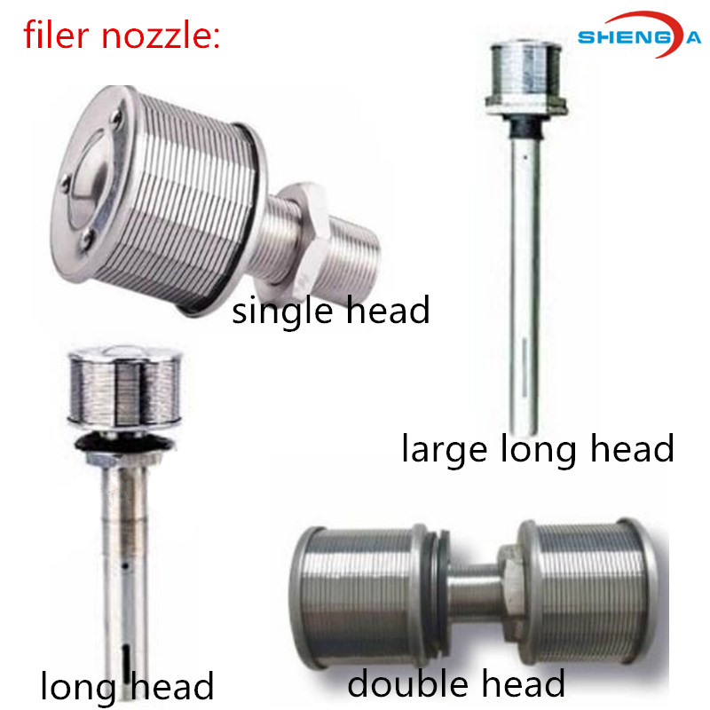 Stainless Steel Water Nozzle filter2