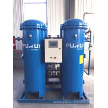 Generador de oxígeno para agricultura