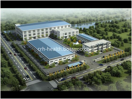 CRH Factory Photo