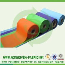 Fabricación Ecofriendly TNT tela no tejida