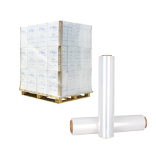 Pallet Packing LLDPE Stretch Film for Wrapping Bundling Film Polyethylene Film Price