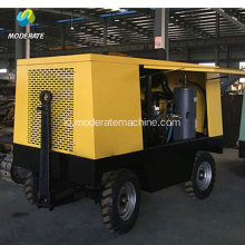17Bar Diesel Screw Air Compressor untuk rig pengeboran