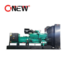 500kw Brushless 1500rpm Speed Diesel Alternator Generator Set Price