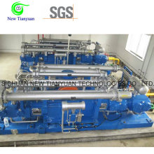 850nm3h Gas Supply CNG Compressor Natural Gas Compressor