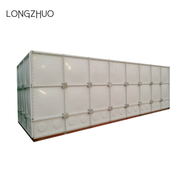 SMC Plastic sectionele panelen Watertank