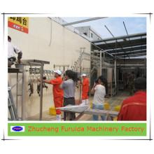Hang Chicken Machine of Slaughter-Line/Slaughtering Equipment