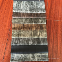 100%Polyester Knitting Fabric Suede Fabric with Bronzing
