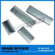 High Grade Neodymium Generator Arc Magnets