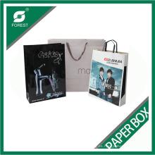 Bolsa de papel de compras elegante con la manija Fp87415051