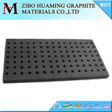 machined graphite mold as customer requirement