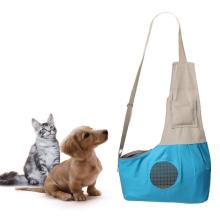 Cómoda bolsa para honda para mascotas