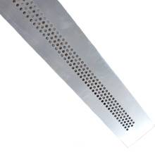 Stamping Round Hole Punched Perforated Plate Metal Screen Sheet Panel