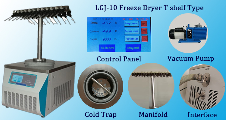 Home Freeze Dryer 4