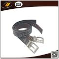 Men′s High Quality Emboss Leather Belt