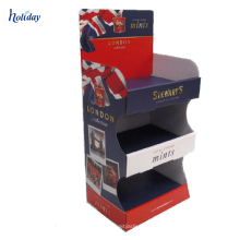 supermarket cardboard counter display boxes for books