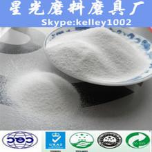 36 Malla de óxido de aluminio blanco para el chorro de arena y la molienda