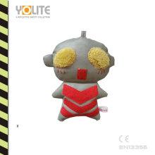 Peluches réfléchissantes Ultraman pour la sécurité
